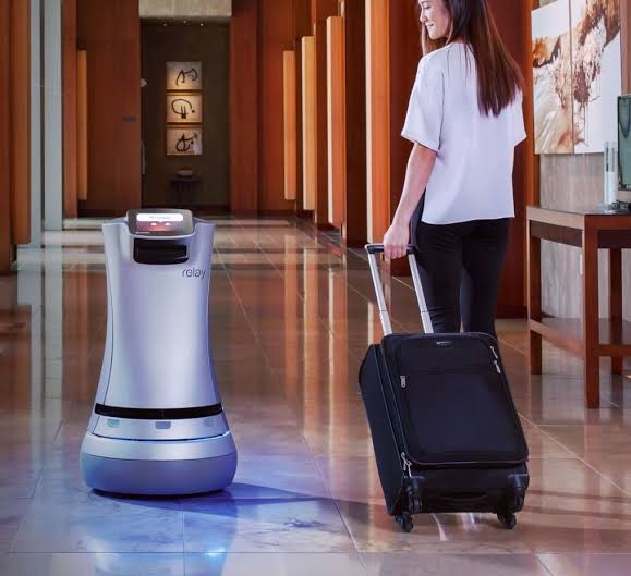 Robotic Technology In The Hospitality Industry Set To Shift
