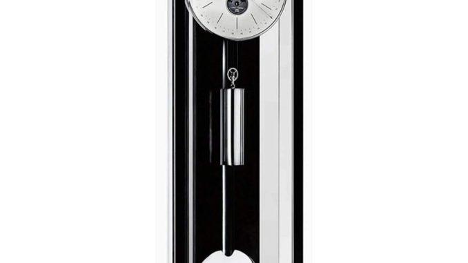 Hotel Clock: Kieninger MARIETTE Weight Regulator Wall Clock |