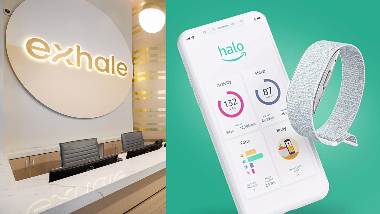 Hyatt Hotels Partners with Amazon Halo for Its Exhale Wellness Brand